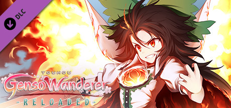 "Player character ""Utsuho Reiuji"" / 玩家角色「灵乌路空」 / プレイヤーキャラ「霊烏路空」 (Touhou Genso Wanderer -Reloaded-)"