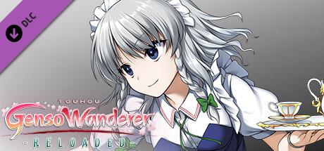 "Side story & Player character ""Sakuya Izayoi"" / 外传剧情 & 玩家角色「十六夜咲夜」 / 外伝ストーリー & プレイヤーキャラ「十六夜咲夜」  (Touhou Genso Wanderer -Reloaded-)"