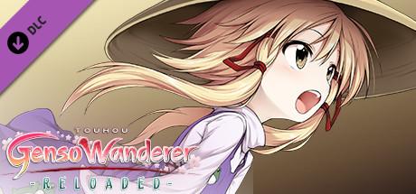 "Player character ""Suwako Moriya"" / 玩家角色「洩矢诹访子」 / プレイヤーキャラ「洩矢諏訪子」 (Touhou Genso Wanderer -Reloaded-)"