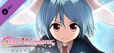 """Player character """"Rei'sen"""" / 玩家角色「铃仙二号」 / プレイヤーキャラ「レイセン」 (Touhou Genso Wanderer -Reloaded-)"""