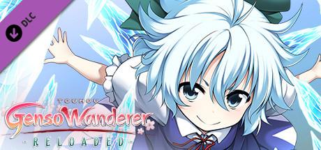 "Player & Partner character ""Cirno"" / 玩家角色+同伴「琪露诺」 / プレイヤー & パートナーキャラ「チルノ」 (Touhou Genso Wanderer -Reloaded-)"