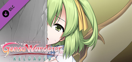 """Player & Partner character """"Daiyosei"""" / 玩家角色+同伴「大妖精」 / プレイヤー & パートナーキャラ「大妖精」 (Touhou Genso Wanderer -Reloaded-)"""