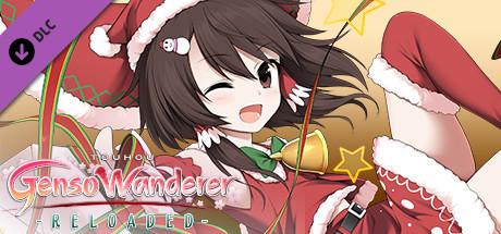 """Reimu Hakurei"" Santa Costume / 「博丽灵梦」 圣诞衣装 / 「博麗霊夢」サンタクロース衣装 (Touhou Genso Wanderer -Reloaded-)"