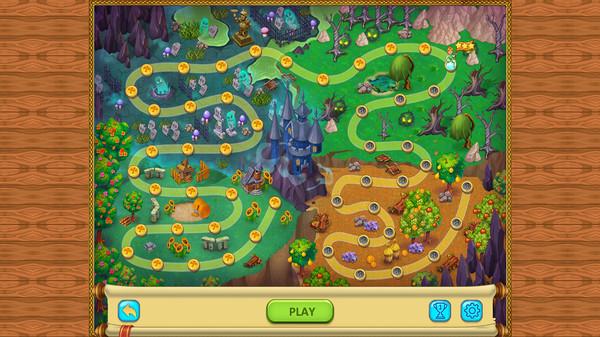 Скриншот из Gnomes Garden: Halloween