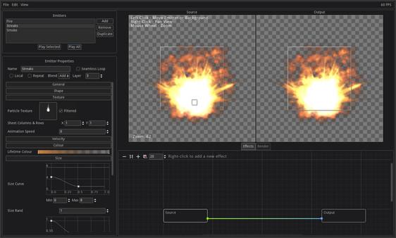 Скриншот из BlastFX