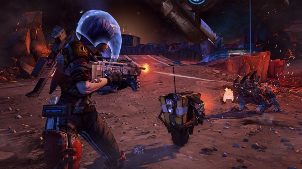 Borderlands: The Pre-Sequel Ultra HD Texture Pack (DLC)