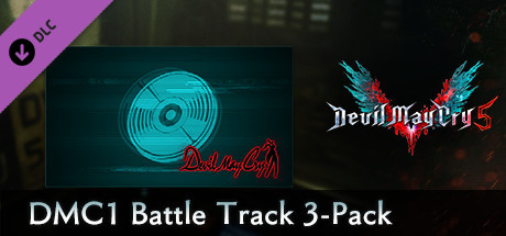 Devil May Cry 5 - DMC1 Battle Track 3-Pack