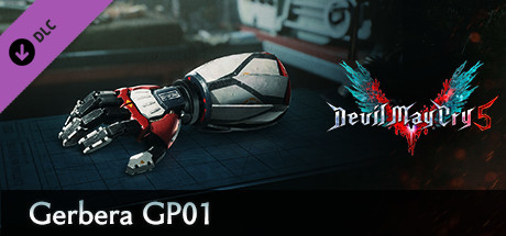 Devil May Cry 5 - Gerbera GP01