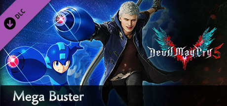 Devil May Cry 5 - Mega Buster