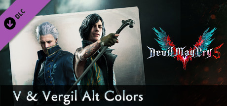 Devil May Cry 5 - V & Vergil Alt Colors
