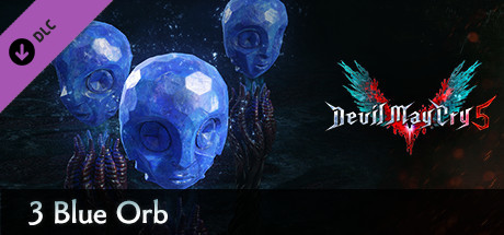 Devil May Cry 5 - 3 Blue Orbs