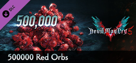 Devil May Cry 5 - 500000 Red Orbs