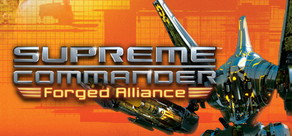 Supreme Commander: Forged Alliance cover art
