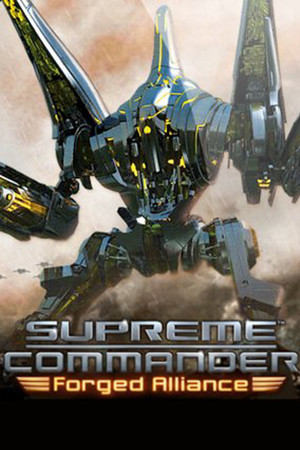 Supreme Commander: Forged Alliance poster image on Steam Backlog