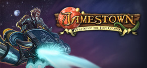 Jamestown cover art
