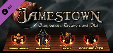 Jamestown: Gunpowder, Treason, & Plot