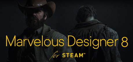 Marvelous Designer 8 for Steam