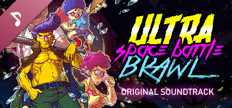 Ultra Space Battle Brawl - Original Soundtrack
