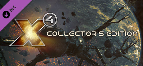 X4: Foundations Collector's Edition Content on Steam