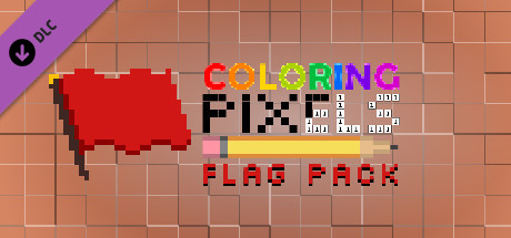 Coloring Pixels - Flag Pack