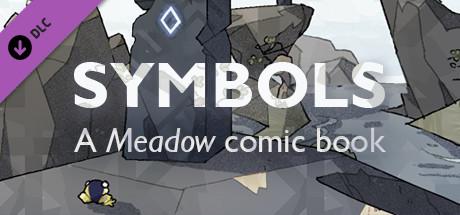 Symbols: A Meadow comic book