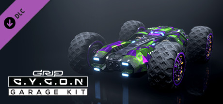 GRIP: Combat Racing - Cygon Garage Kit
