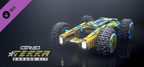 GRIP: Combat Racing - Terra Garage Pack