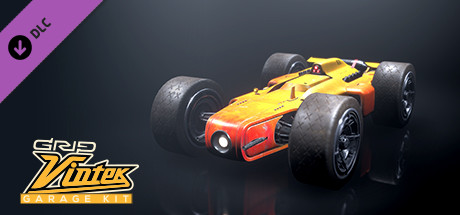 GRIP: Combat Racing - Vintek Garage Pack
