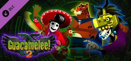 Save 50 On Guacamelee 2 Three Enemigos Character Pack On Steam