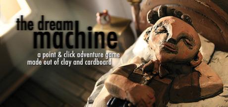 The Dream Machine: Chapter 1 & 2