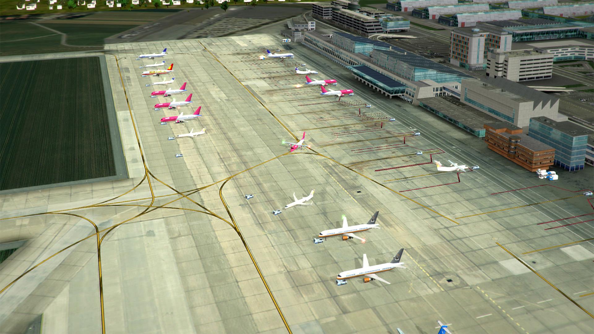 Tower!3D Pro - EDDS airport