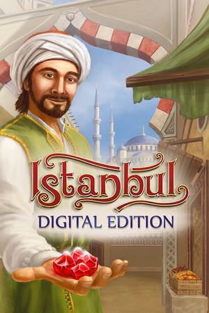 Istanbul: Digital Edition poster image on Steam Backlog