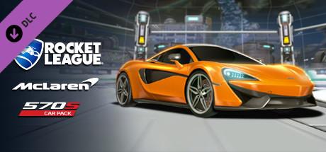 McLaren 570S Car | DLC