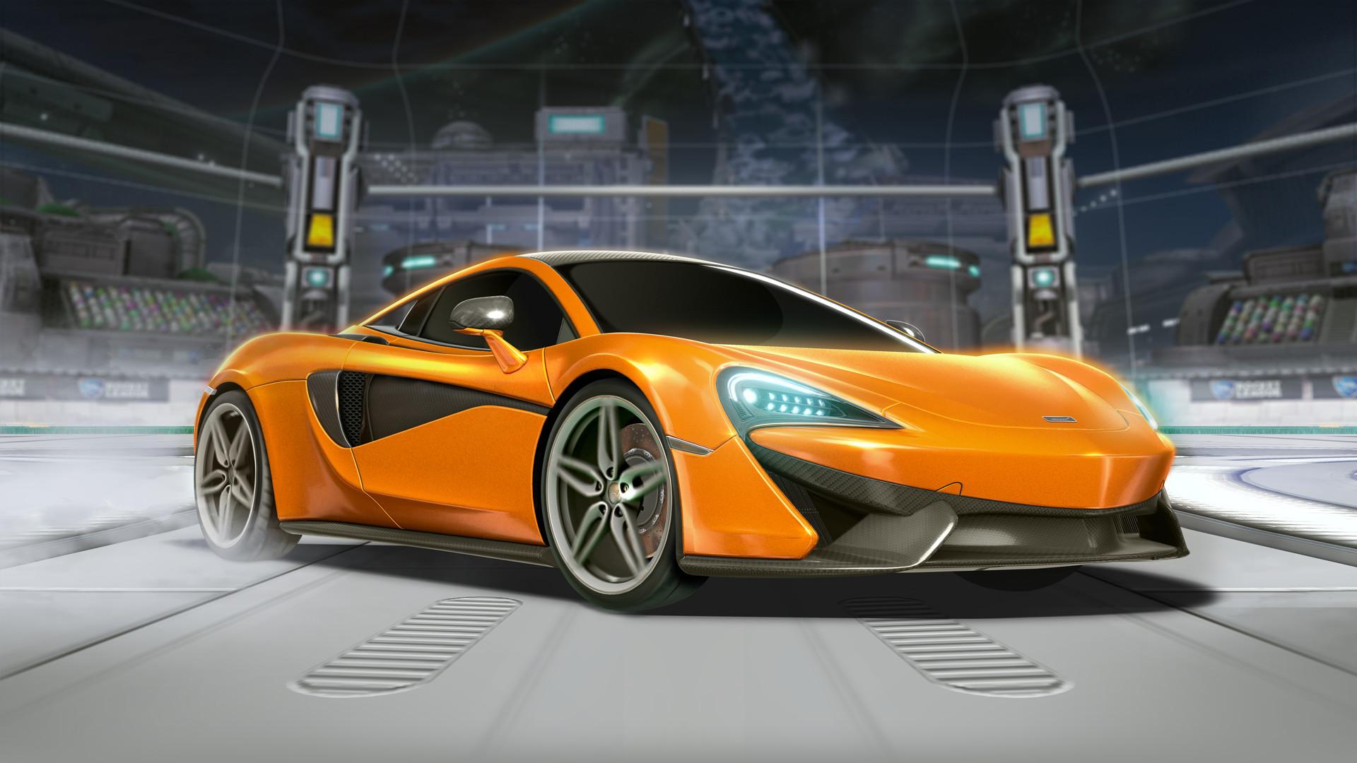 rocket league® - mclaren 570s car pack on steam