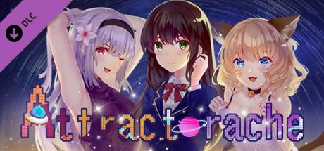 Attractorache - ArtBook DLC cover art