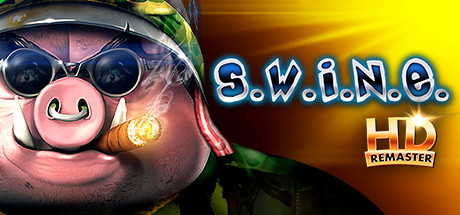 SWINE HD Remaster cover art