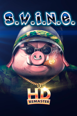 S.W.I.N.E. HD Remaster poster image on Steam Backlog