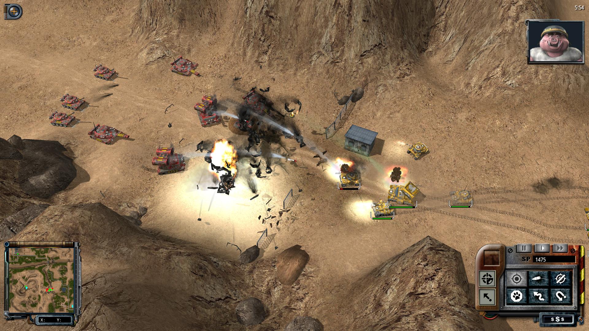 DS simulační hry