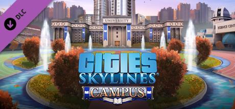 Cities Skylines Campus-CODEX