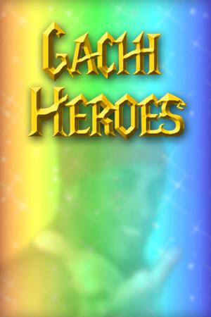 Gachi Heroes poster image on Steam Backlog