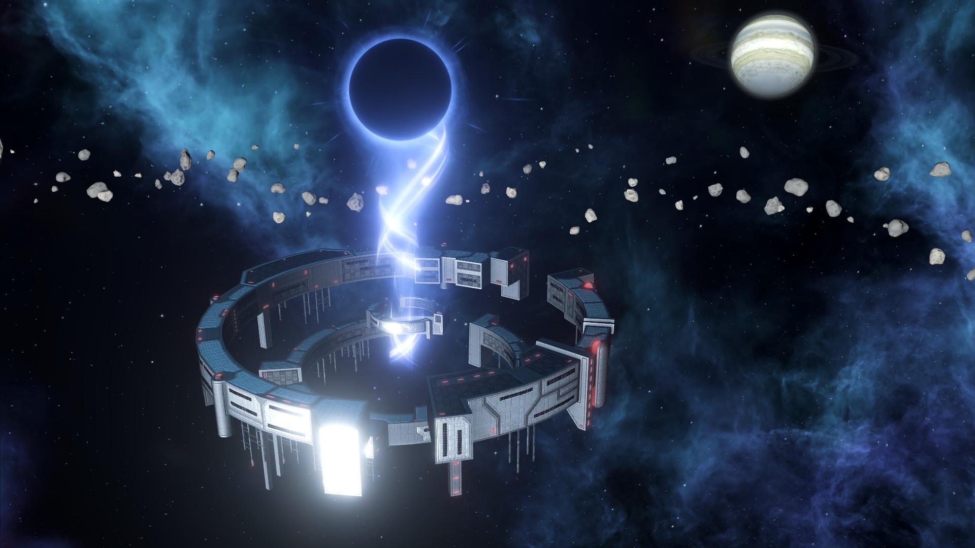 Stellaris: MegaCorp 3DM Download
