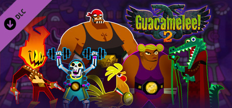 Guacamelee! 2 - The Proving Grounds (Challenge Level)
