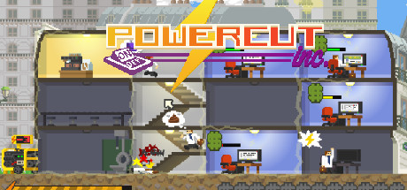 POWERCUT, Inc cover art