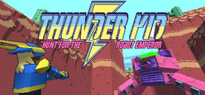 Thunder Kid cover art