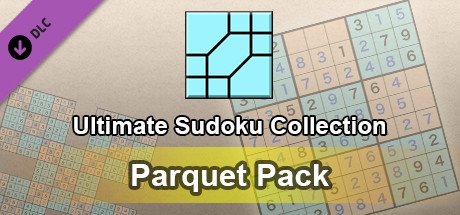 Ultimate Sudoku Collection - Parquet Pack