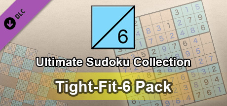 Ultimate Sudoku Collection - Tight-Fit-6 Pack