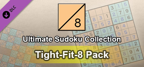 Ultimate Sudoku Collection - Tight-Fit-8 Pack