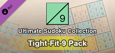 Ultimate Sudoku Collection - Tight-Fit-9 Pack