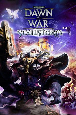 Warhammer 40,000: Dawn of War - Soulstorm poster image on Steam Backlog