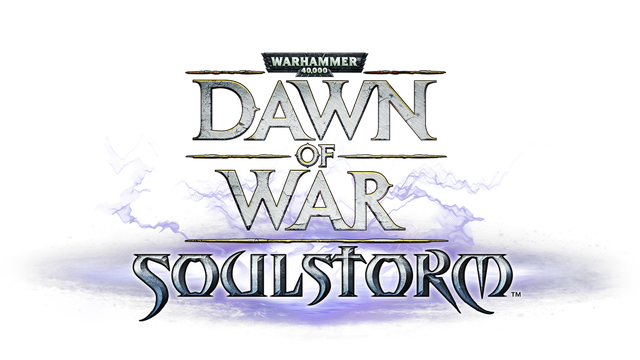 Warhammer® 40,000: Dawn of War® - Soulstorm logo